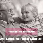Test audiometrico gratuito